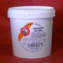 Anchois au sel 1000 g net égoutté